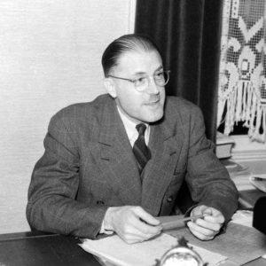 Claude Champagne (octobre 1941)
