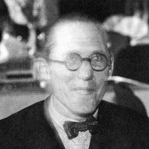 Le Corbusier en 1933.