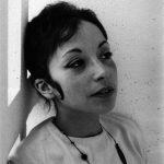 Albertine Sarrazin (photo: Lucien Clergue)
