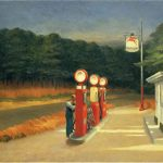 Essence, Edward Hopper, 1940