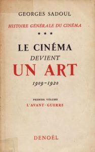 Histoire générale du cinéma (couverture)