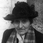 Alice B. Toklas (photo: Carl Van Vechten, 1949)