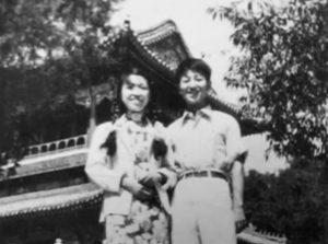 Lin Zhao et Gan Cui à Beijing.