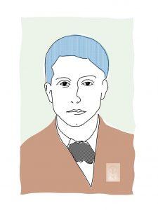 Marcel Duchamp - CC-BY-SA Jean-Pierre Marquis