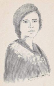 Anne-Marie d'Amours, par Lëa-Kim Châteauneuf