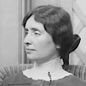 Helen Keller - Bain News Service, 1913 (domaine public)