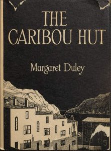 The Caribou Hut - Couverture originale