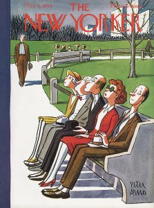Couverture du New Yorker (1944)