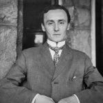 Marius Barbeau à Oxford, vers 1908 (BAnQ)