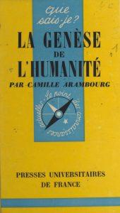 La génèse de l'humanité (8e édition).