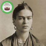 Frida Kahlo en 1932. Domaine public.