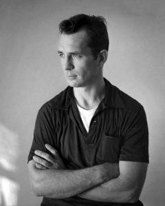 Jack Kerouac par Tom Palumbo, vers 1956.