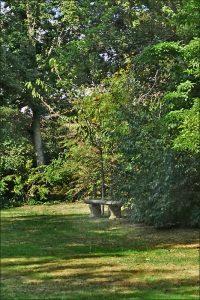 La tombe de Louise de Vilmorin à Verrières-le-Buisson.