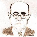Theodor W. Adorno (CC BY-SA Leandro Gonzalez de Leon, 2009)