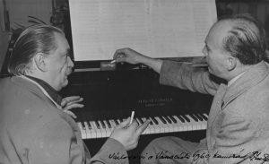 Jiří Trnka et Václav Trojan