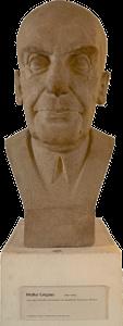 Buste de Walter Gropius