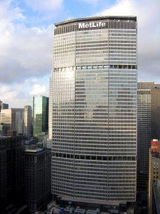 Metlife (ex-Pan Am) Building, New York.